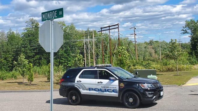 Michael Mowry, 19, of Rochester, died of a gunshot wound to the neck on Sunday. On Monday, his death was ruled a homicide, according to state and local officials.