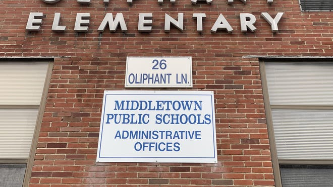Middletown School Department administration building.