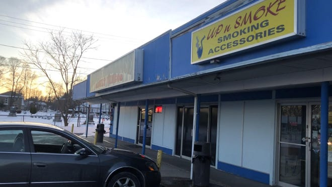 Up In Smoke is one of three Seabrook businesses raided by federal authorities, leading to charges against William Walsh.
