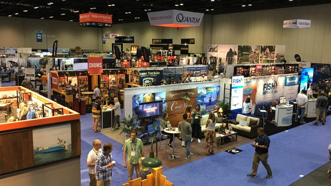Due to the COVID-19 pandemic, the 2020 edition of the annual ICAST fishing trade show won't take place this month in Orlando, Florida. But instead of being cancelled, the ICAST show will go on virtually over the next week.