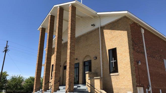Mount Zion Missionary Baptist Church.