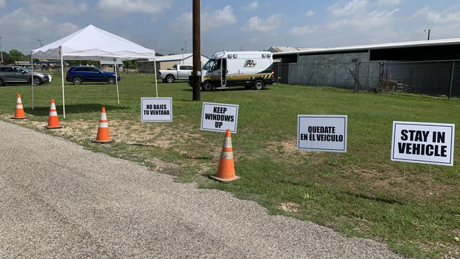 Bastrop County on March 24 opened a COVID-19 testing site at Mayfest Park in Bastrop. The site provides free tests to residents who qualify and register for one. This week, the county opened a second testing location at Elgin Ascension Seton.