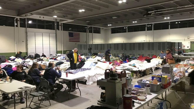 Social service agencies and homeless advocates operated a first-of-its-kind overnight warming shelter in Rochester for 14 straight days at the beginning of 2018 to help roughly 100 people stay safe during a cold snap.