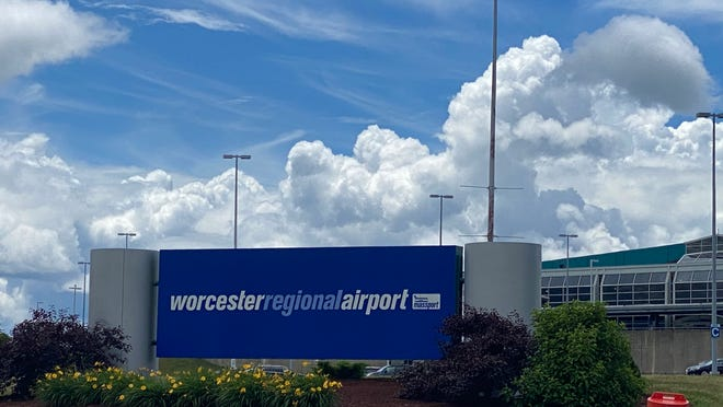 Worcester Regional Airport will receive a grant to rehabilitate a runway.