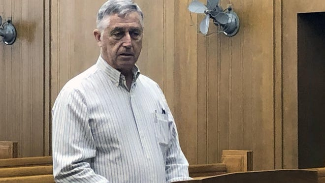 North Texas Regional Airport - Perrin Field Director Mike Livezly addressed Grayson County commissioners Tuesday at the county courthouse with good news about the county's airport
