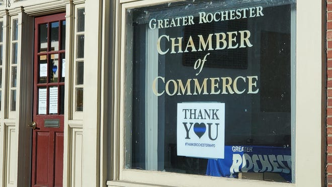 The Greater Rochester Chamber of Commerce will hold its annual Operation Thank You on Thursday, Oct. 21.