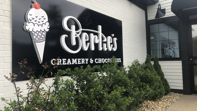 Bertie's Creative Creamery is expected to open by month's end at 198 East Main St. (Rte. 16) in Milford.