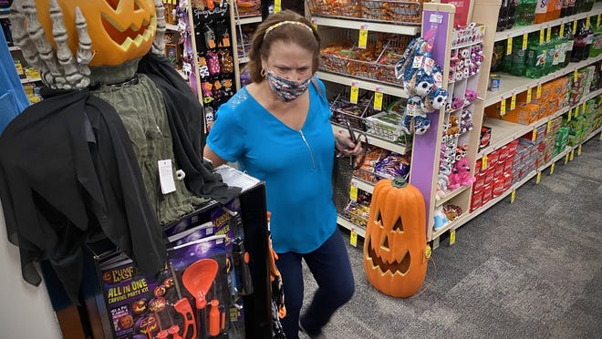 CVS stores in Fall River have an ample supply of Halloween merchandise on their shelves.