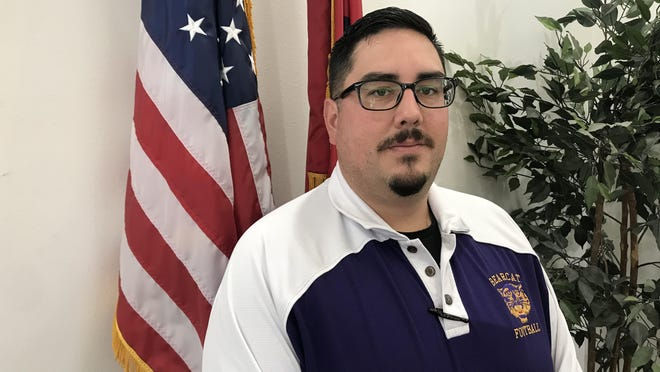 Booneville Police Chief Benjamin Villareal said he hopes to increase community engagement in 2021 following limitations imposed on their outreach by the COVID-19 pandemic.