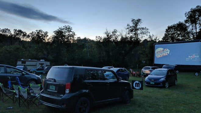 Moonrise Cinemas will present some scary Halloween movies plus some other favorites on the grounds of King Richard's Faire Thurdays through Sundays Oct. 1-31, after relocating from Vermont.