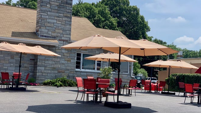 Blue Fin Japanese Restaurant in Middleton opens outdoor seating at 4 p.m. Thursday, July 10.