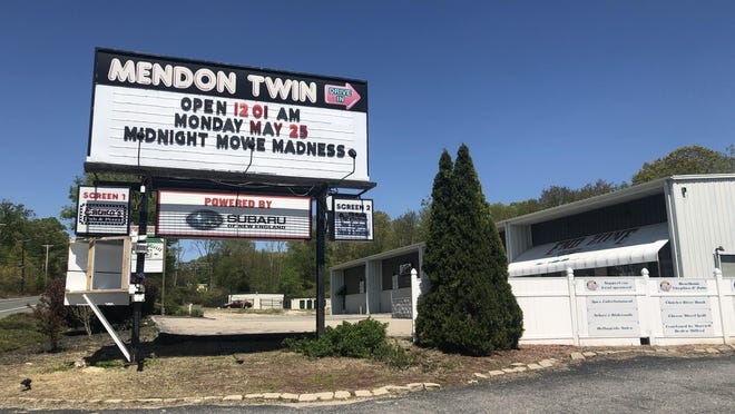 Owners of the Mendon Twin Drive-In will not be operating a drive-in cinema planned for the site of the Marshfield Fairgrounds.