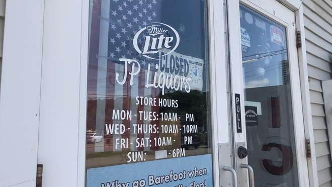 JP Liquors at 134 S Main St. has permanently closed.