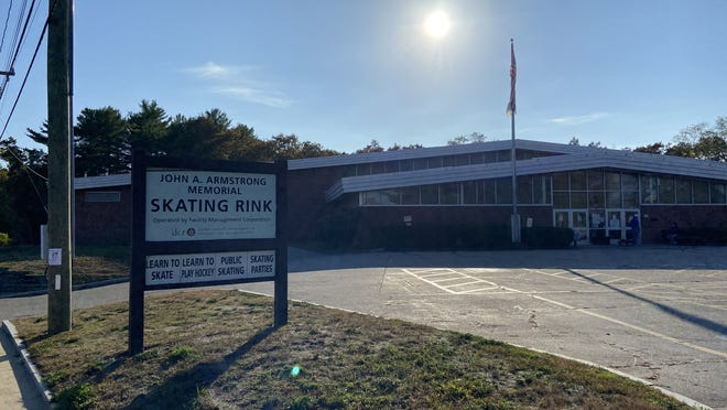 The Massachusetts Department of Public Health mandated all hockey rinks be closed down from now until at least Saturday. Nov. 7, including the Armstong Rink in Plymouth.