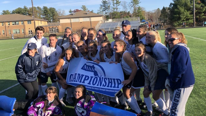 As it stands right now, Somerset Berkley Regional field hockey will not be able to go for a Division 1 state championship 3-peat this fall. As part of its COVID-19 policy, the Massachusetts Interscholastic Athletic Association will not sponsor playoffs this fall.