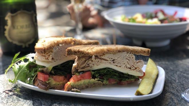 Americans eat 300 million sandwiches per day.