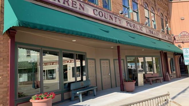The Warren County Public Library.