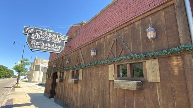 Der Rathskeller is located at 1132 Auburn St. in Rockford.