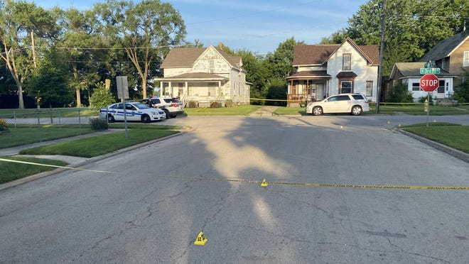 Police say the number of shots fired has increased 40% this year. Two people were shot near the intersection of South Third and Pope streets in Rockford on July 25. A 19-year-old man died from his injuries.