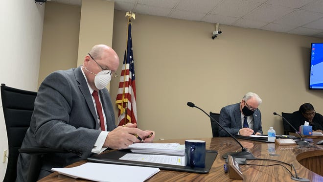 Shawnee County commissioners approved several contracts Thursday morning, including a partnership between the Shawnee County Health Department and Cascade Health Services. The contract will provide medical staff to the health department to assist with COVID-19.