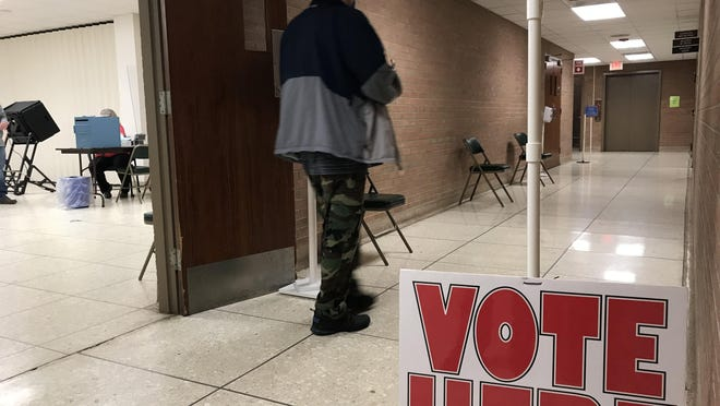 A record turnout for early voting and mail ballots in Harvey County led to  more than 72% voter turnout for the 2020 election.