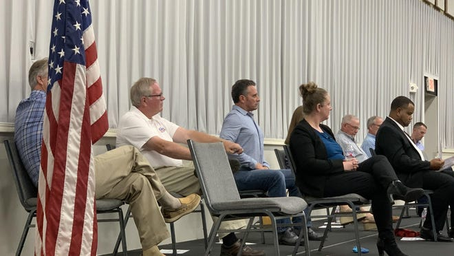 Candidates in the 2020 race attended the Butler County Farm Bureau Association's Legislative Forum to share their position on a variety of topics.