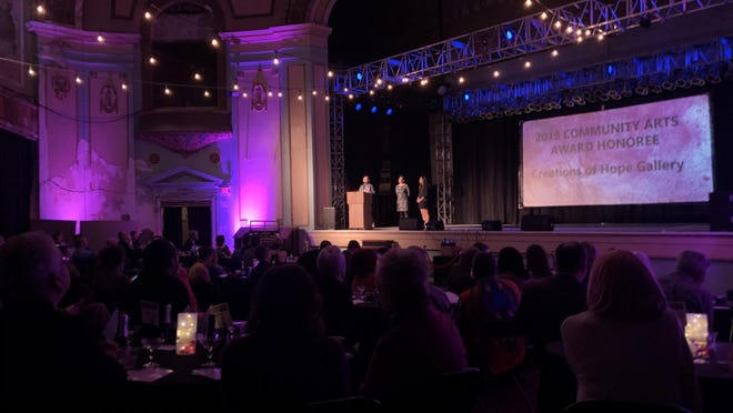 Nominations for this year's Arty Awards are now open. The deadline is 5 p.m. Sept. 9.
