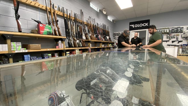 American Tactical and Pawn is one of many gun retailers seeing a significant increase in sales in 2020.