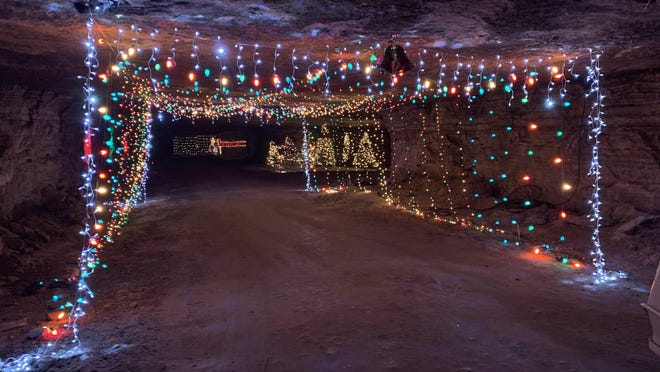 Shine Underground will capture the spirit of Christmas and all that makes it the most wonderful time of the year with lights, decorations, and holiday music.