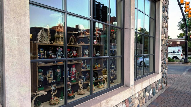 In late April, Holland Clock Co. began accepting curbside orders at its temporary storefront on the corner of Ninth Street and Central Avenue -- formerly West Michigan Bike and Fitness.