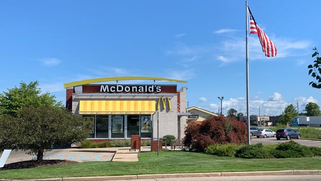 On April 1, Lori and Matt Schulz purchased McDonald's restaurants on Riley Avenue, Eighth Street and Riley Street in Holland.