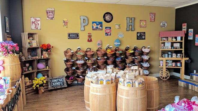 Poppin Huis -- a popcorn, candy and gift shop at 224 S. River Ave. -- has been listed for sale, according to an announcement made on social media Saturday, Jan. 2.