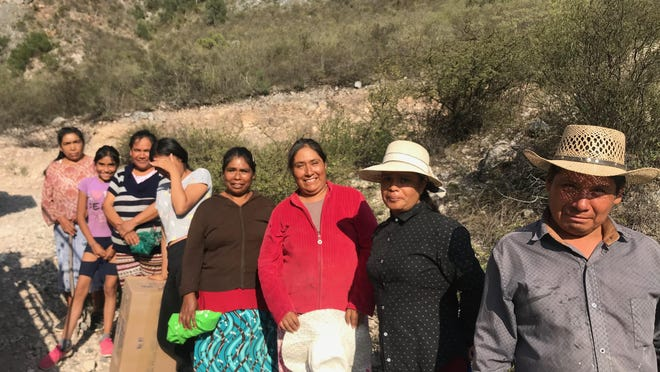 A campaign to feed isolated families in rural Mexico raised over $12,000.
