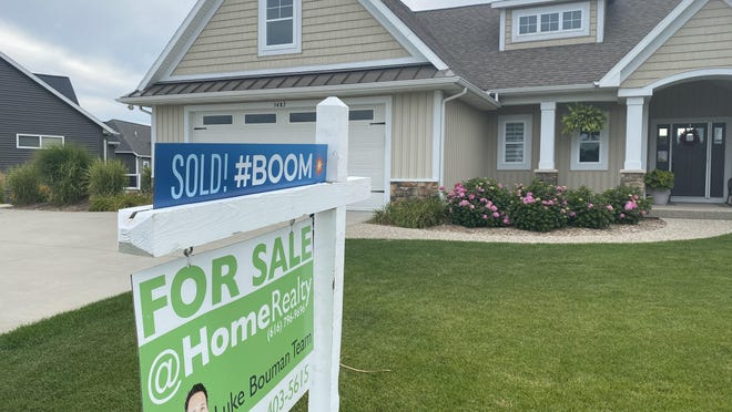 First-time homebuyers would be allowed to save for their purchasing costs using a tax-exempt savings account under bills that passed in the Michigan Legislature, a move designed to keep residents in the state workforce.