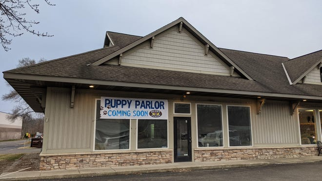 The Puppy Parlor, owned by Philip and Giap Tran, will open at 76 E. Lakewood Blvd. in the same building as Natural Nails -- which is also owned by the Tran family. An opening date has yet to be announced.