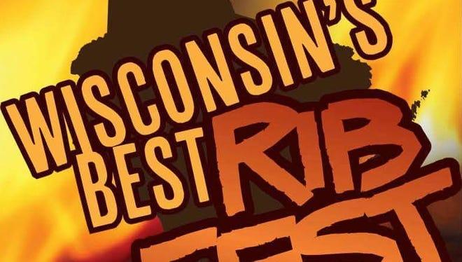 Wisconsin's Best Rib Fest to Menominee Park Sept. 2-5.