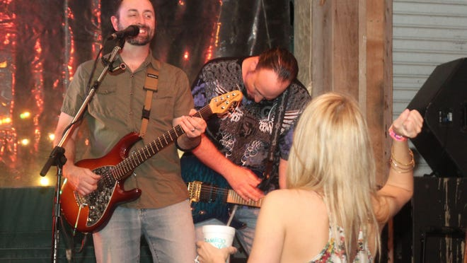 BuzzCutt will bring its heavy rock sound to The Sandshaker Lounge at Pensacola Beach on Friday and Saturday.