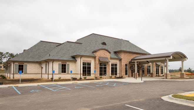 The Pediatric Clinic is relocating to 101 Medical Park in Hattiesburg.