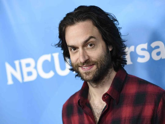 Actor-comedian Chris D'Elia