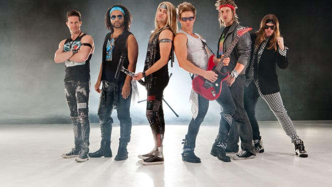 Catch the '80s band Members Only on Saturday night at Midnight Rodeo.