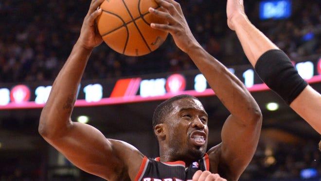 Portland Trail Blazers shooting guard Wesley Matthews (2) is having a great season for the surprise Blazers.