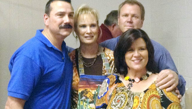W&N Enterprises business partners Jim and Debbie Ninnich and Peggy and Mark Winger.
