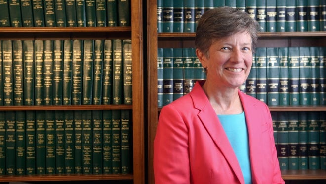 Mary Bonauto, whose lawsuits first brought same-sex marriage to Massachusetts in 2003, will argue for a nationwide, constitutional solution before the Supreme Court.
