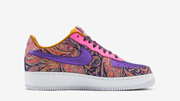 Craig Sager Nike Shoes For Sale