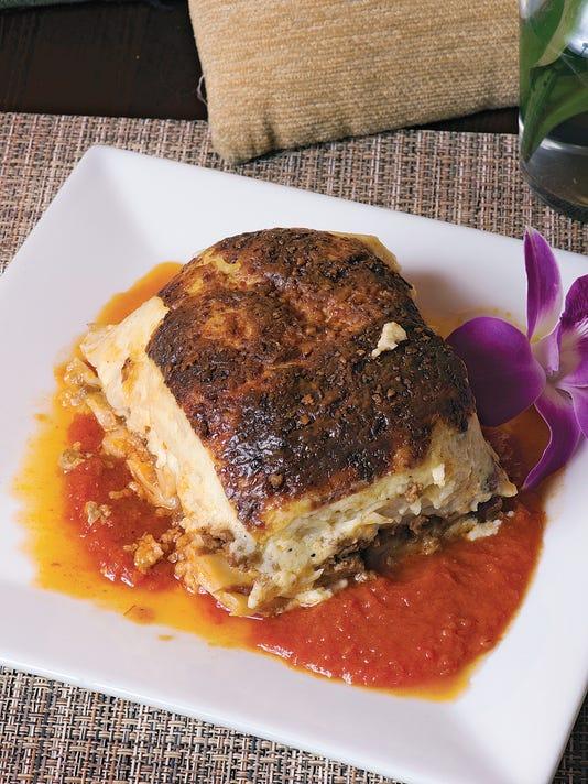 Angelo'sGreek Taverna's pastichio