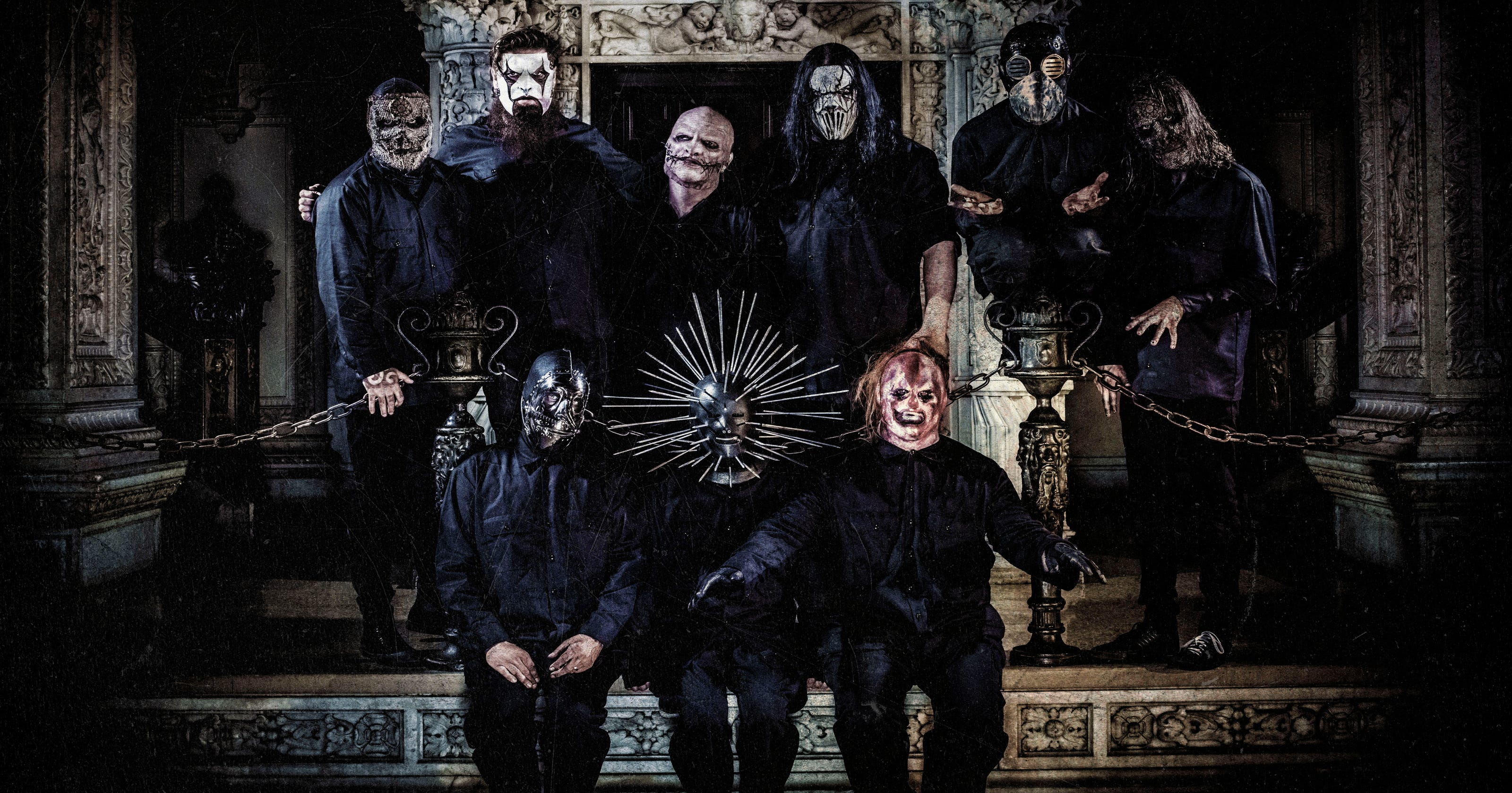 on the road again slipknot