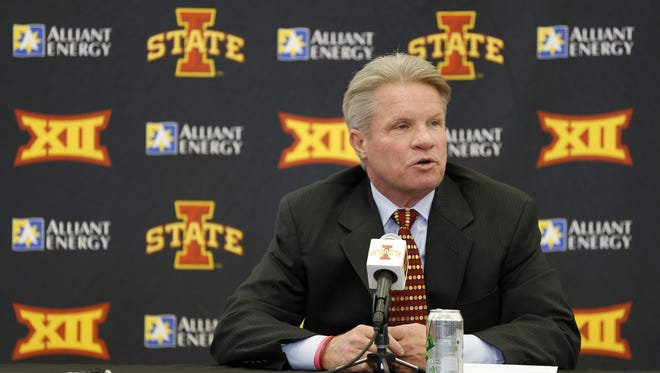 Iowa State coach Bill Fennelly and the Cyclones picked up a commitment from Germany Monday.
