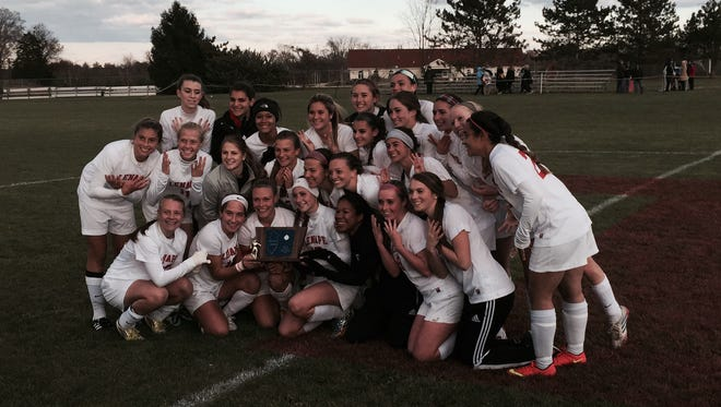 The Lenape High School girls' soccer team rattled off 19 wins, including a 1-0 win over rival Shawnee in the South Jersey Group 4 title game.