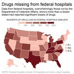 Drugs vanish at some VA hospitals across the country