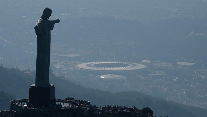 Visitors to Rio de Janeiro for the Olympics may find the religious community to largely anti-LGBT.